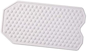 No Skidding A/S Bath Mat - White