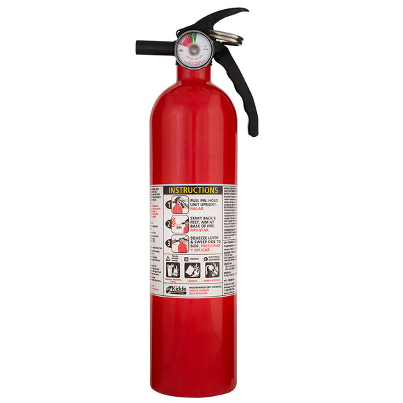 Kidde Multi-purpose Home Fire Extinguisher