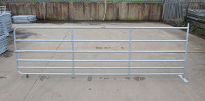 Galvanised Gates Heavy