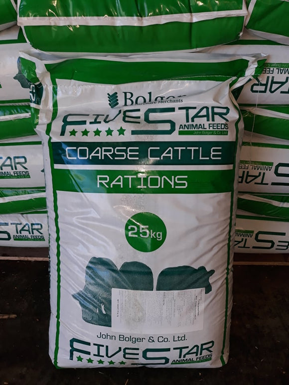 Bolger's Coarse Cattle Ration