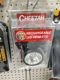 Cheetah Rechargeable LED Head Lite
