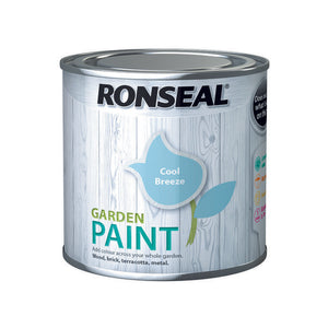 Ronseal Garden Paint 250ml Cool Breeze