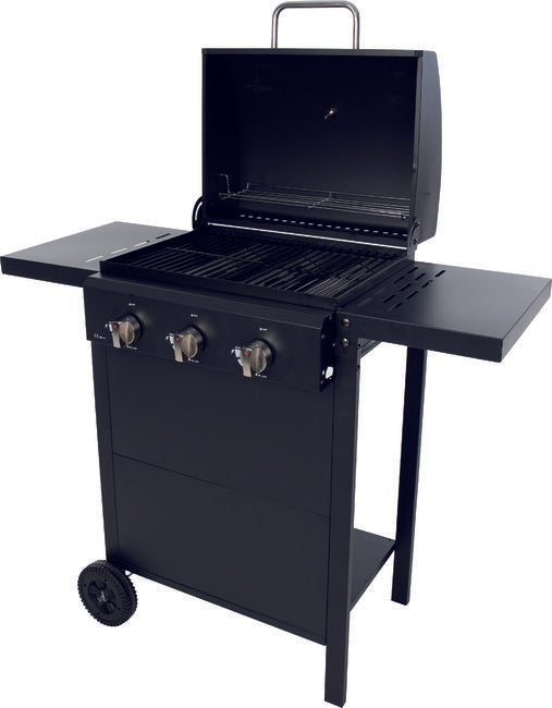 Denton Gas BBQ 3 Burner