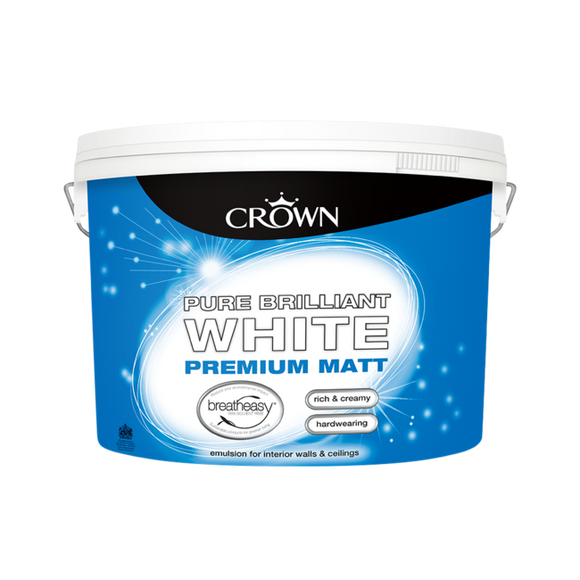 Crown Breatheasy Matt 10Ltr