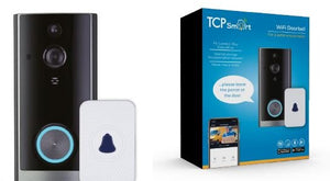 TCP Smart WIFI Video Doorbell