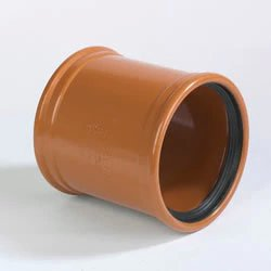 "Sewer Coupler C/Stop 4"" 063115E"