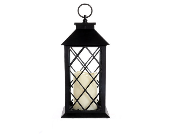 Christmas LED Flicker Lantern