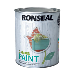 Ronseal Garden Paint 750ml Sage