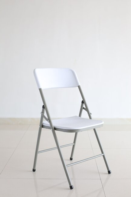 White Party Folding Chair