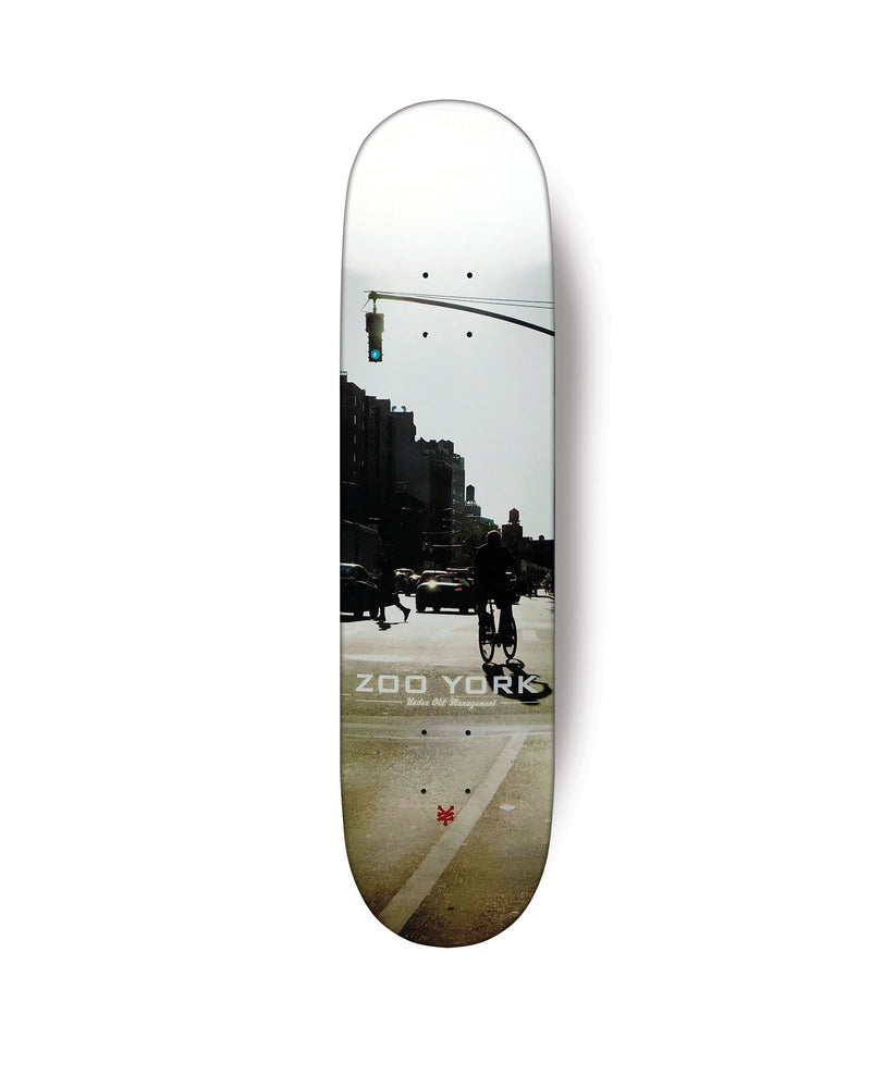 Crosstown Skateboard Deck
