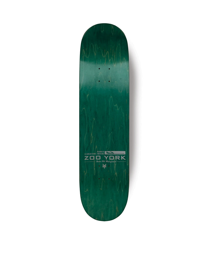 Bank of New York Skateboard Deck