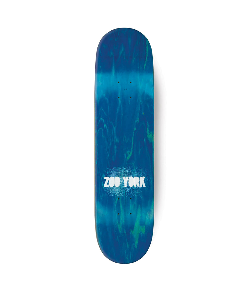 Z-United (Blue) Skateboard Deck