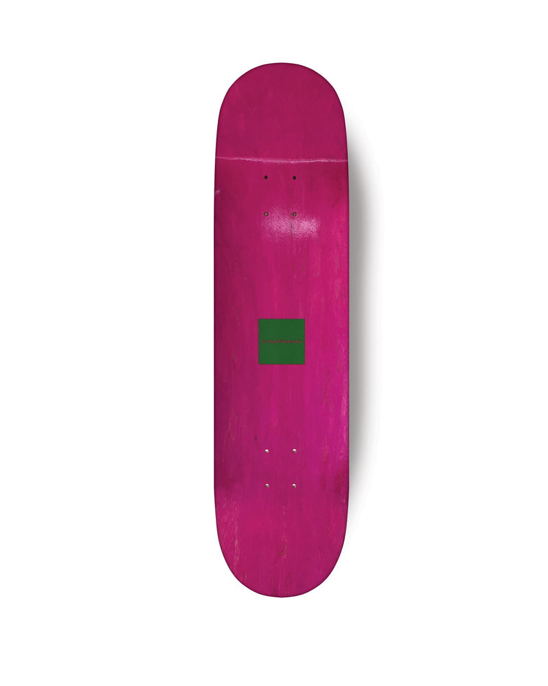 Color Theory (Pink / Green) Skateboard Deck