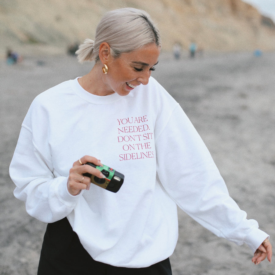 You Are Needed - Crewneck