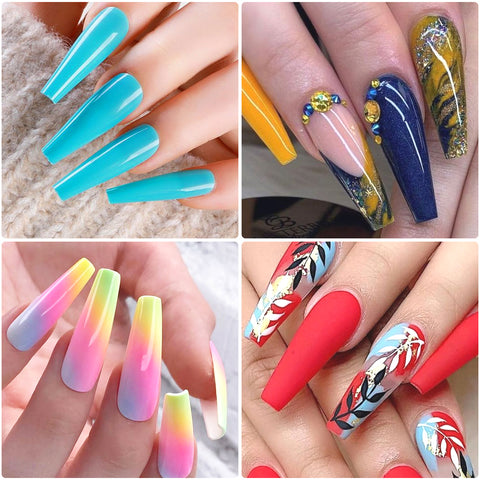 HOW TO DO NICE NAILS BY NAIL TIPS BY MNSL