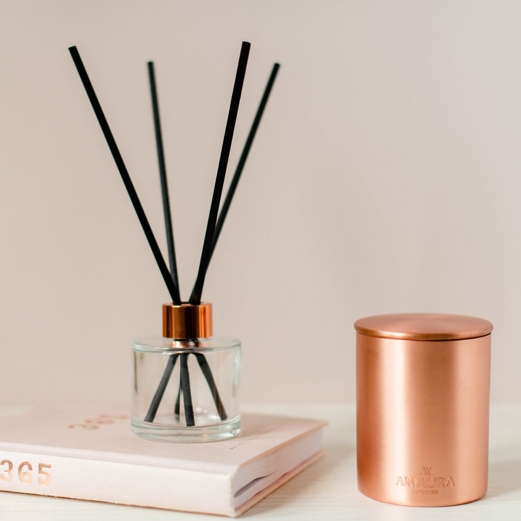 Natural Eco Friendly Luxury Reed Diffuser