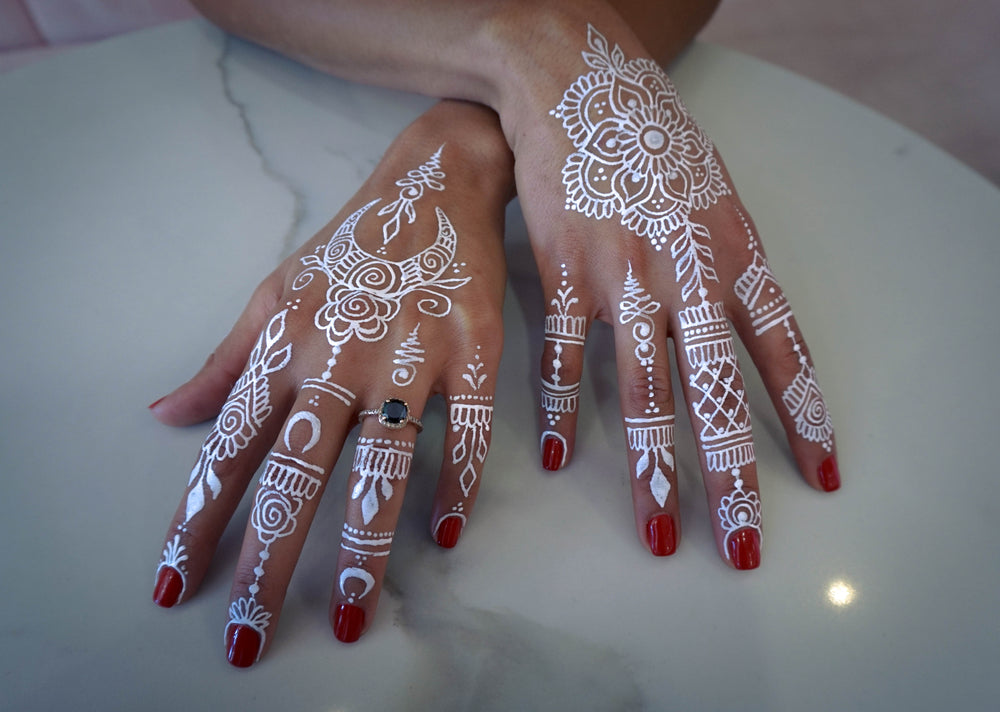What is White Henna