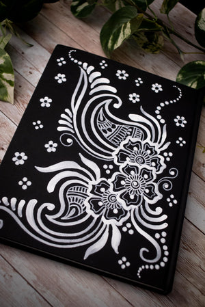 Lotus Hardcover Sketchbook
