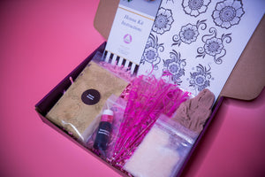 Henna Kit DIY Deluxe MINI | Everything you need to go Pro