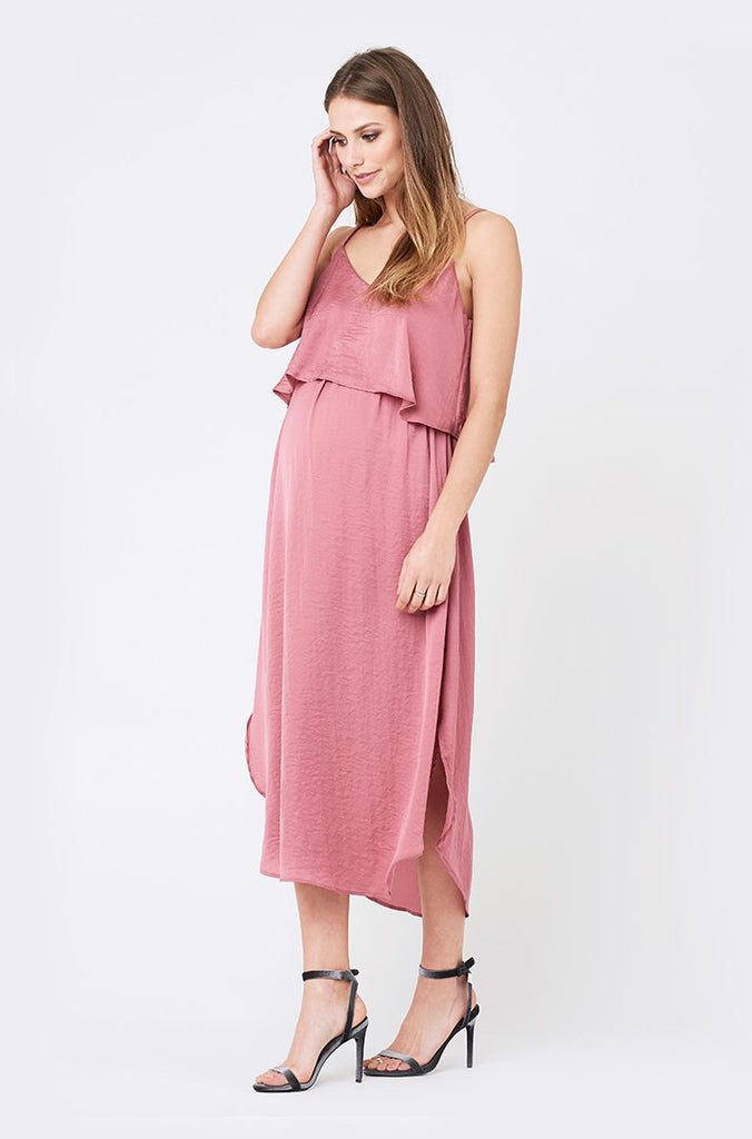 pink-maternity-nursing-slip-dress5
