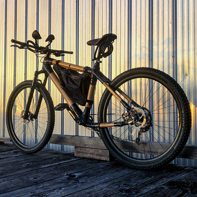 Custom MTB 29er by Nathaniel