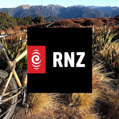 Building Bamboo Bikes in New Zealand