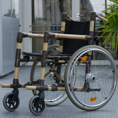 Bamboo Wheelchair Prototype