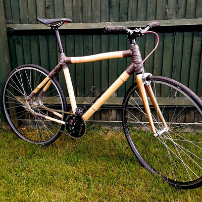 Single Speed City Bike by Karl