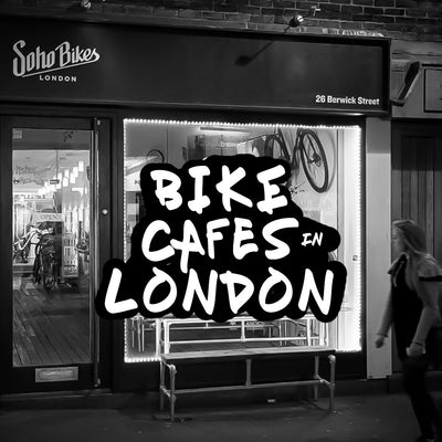 Alternative Bike Cafes in London