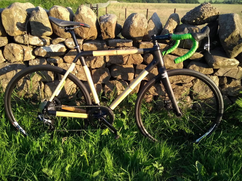Teds Easy Road Bike Bamboo Bicycle Club