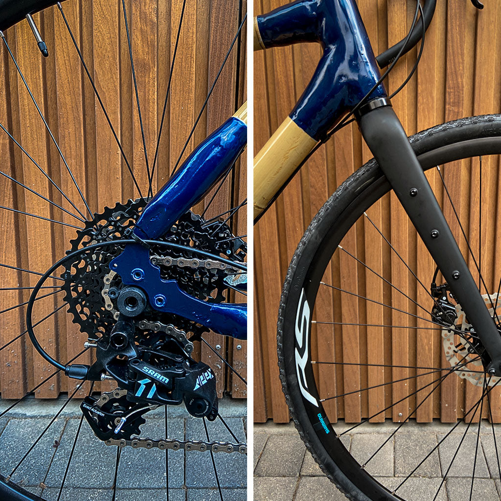 Finished Gravel Bike by Ben