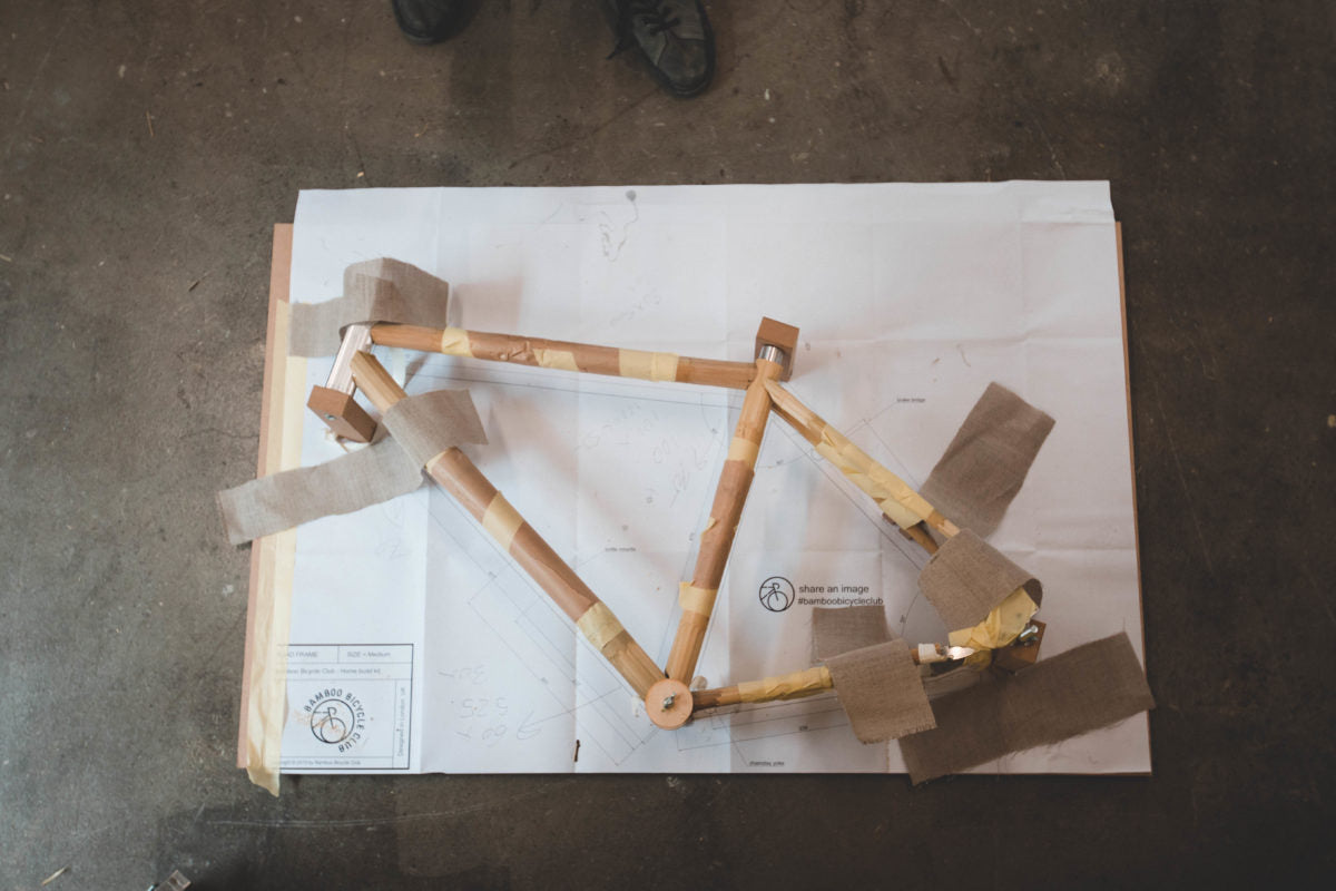 650B Frame Build Kit