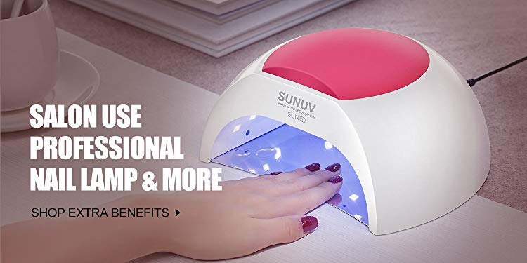 Professional Use Nail Lamp