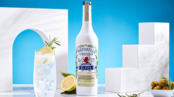 New Savoury Gin launches