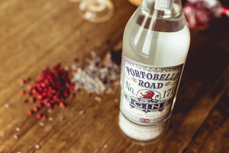 Portobello Road Gin London Dry No. 171 - Portobello Road Gin