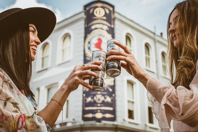 Portobello Road Gin and Franklin and Sons Tonic - Ready To Drink - Portobello Road Gin