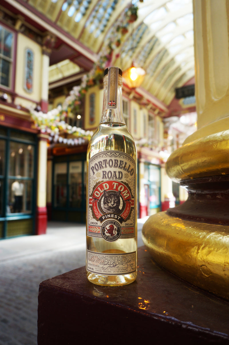 Portobello Road Gin Distillery - Old Tom - Portobello Road Gin