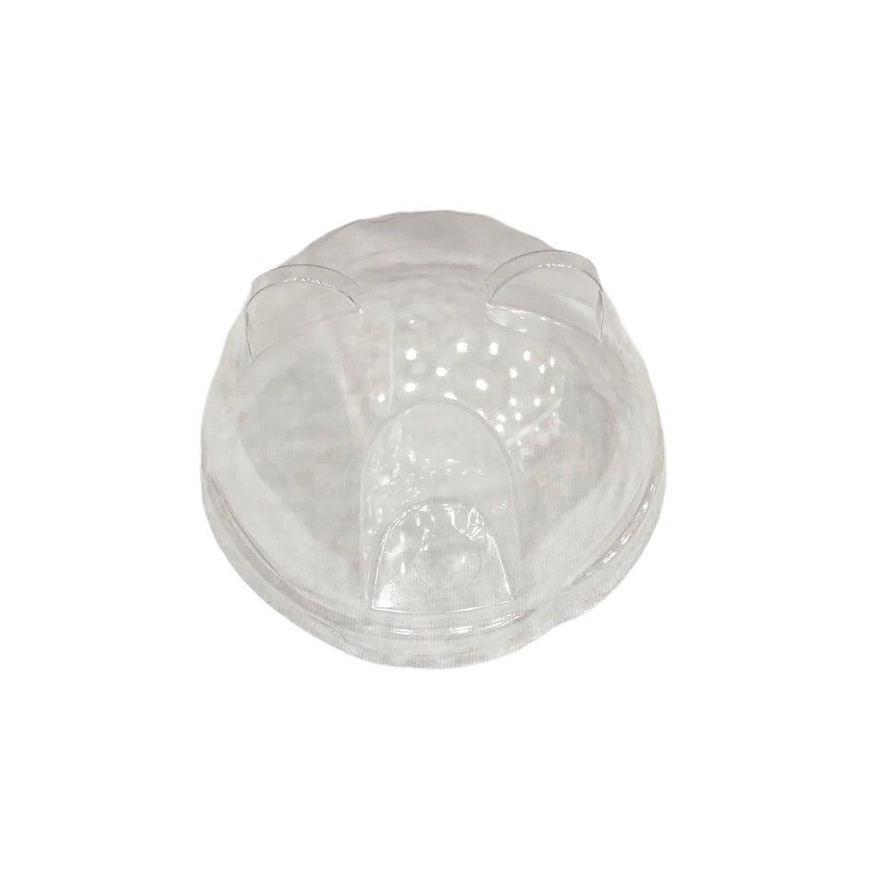 A6 R&D TEA Panda Soft Transparent Cap Cover For 500ML Soft U Cup (100piece/Bag)