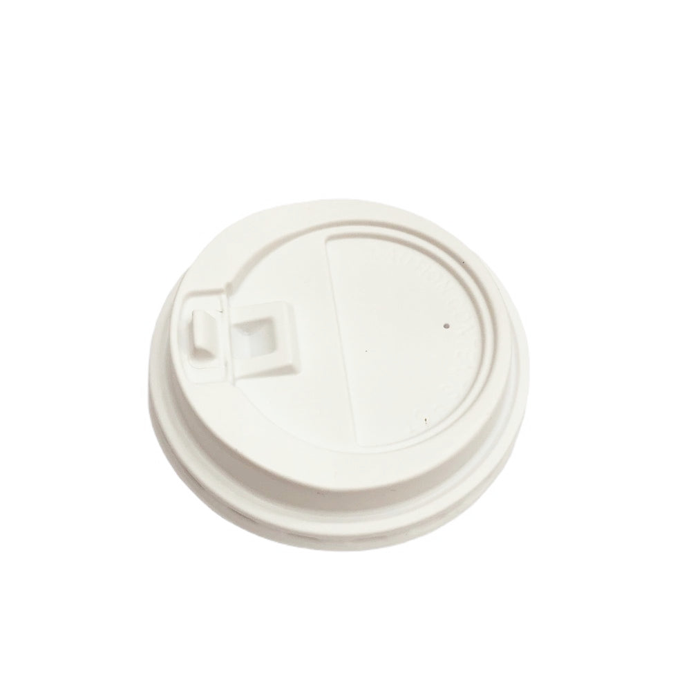 A9 R&D TEA Soft White Color Cap Cover For Hot Drink Cup (100piece/Bag)
