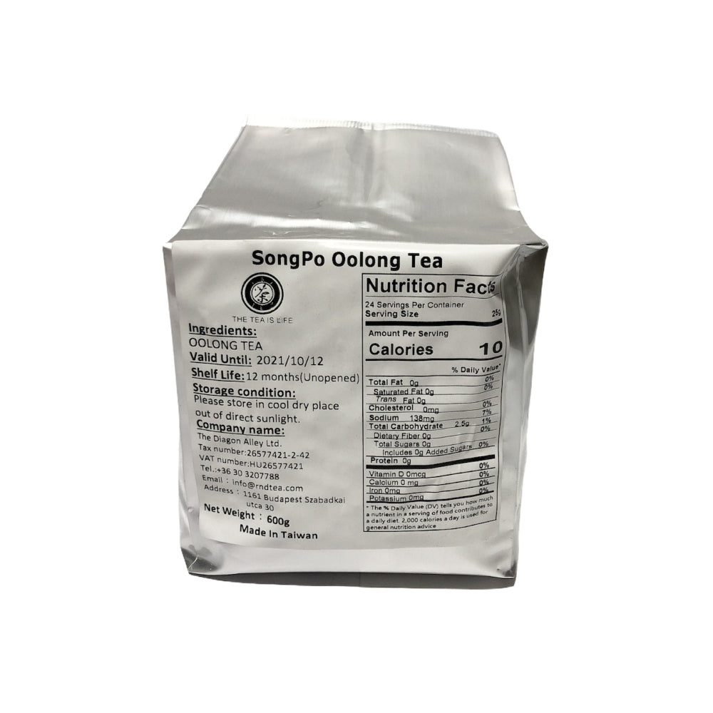 D24 R&D TEA SongPo Oolong Tea 0.6kg/Bag