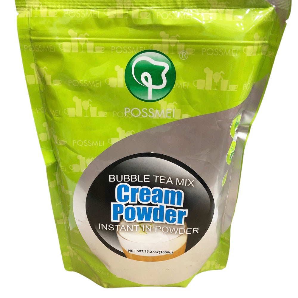 E1 R&D TEA Cream Powder Bubble Tea Mix Instant In Powder 1kg