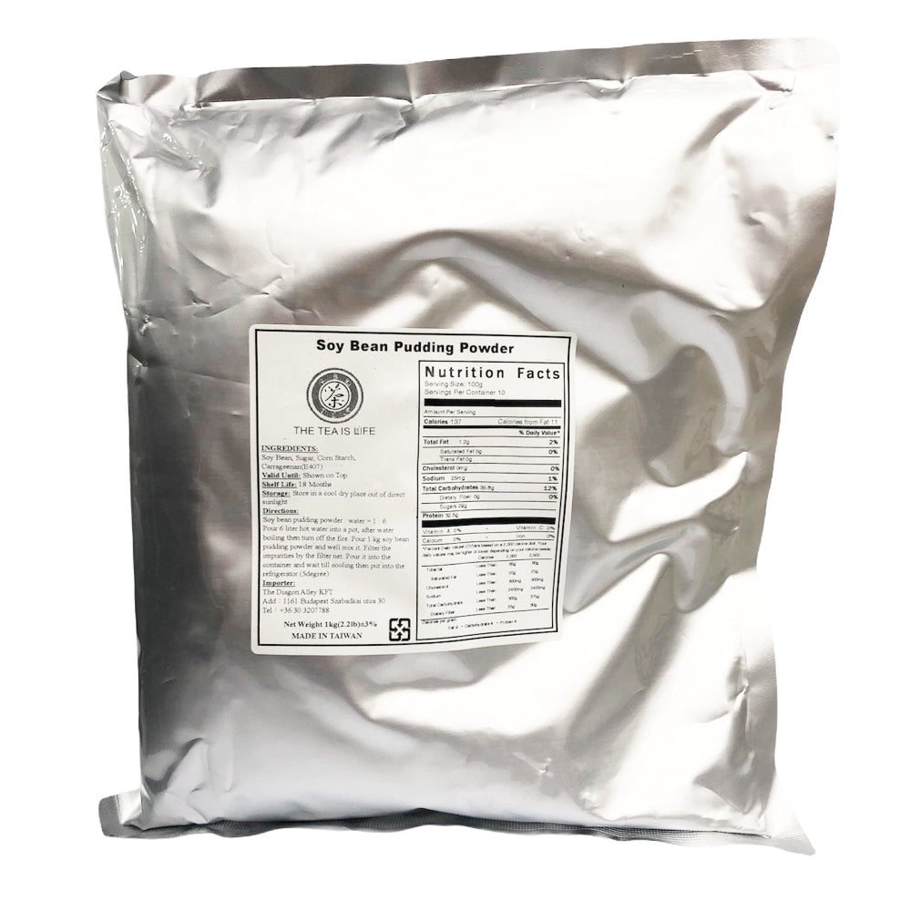 E27 R&D TEA Soy Bean Pudding Powder 1kg