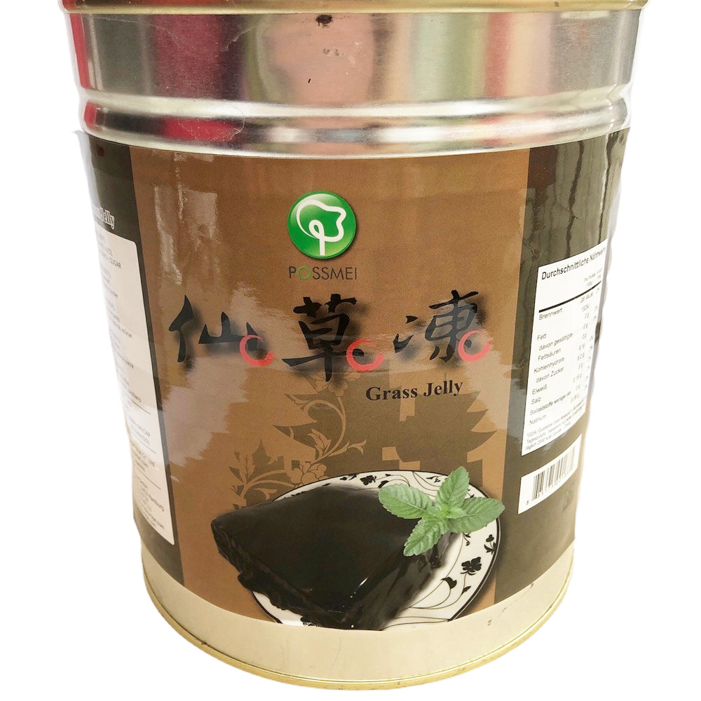 F4 TAIWAN Grass Jelly 3kg/Can