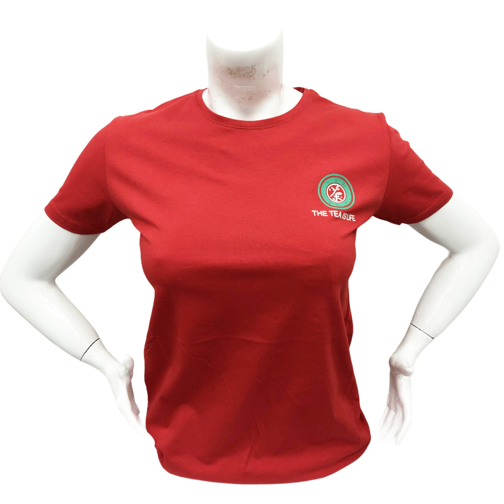 G2 R&D TEA T-Shirt Color:Red
