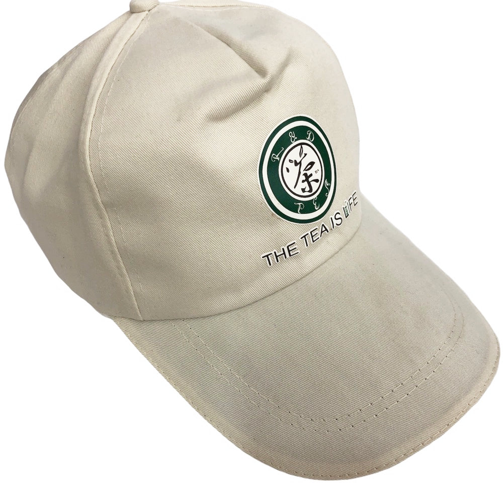 G7 R&D TEA Working Hat With R&D TEA Logo  Color:Beige