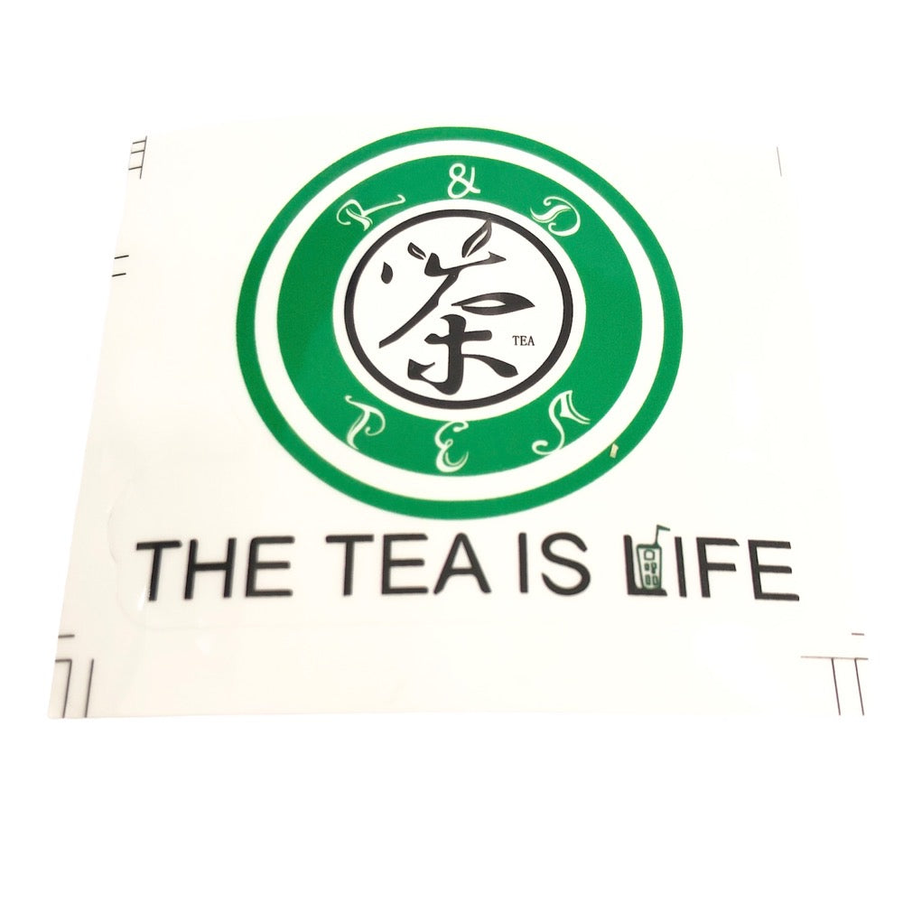 J2 R&D TEA Logo Sticker (100piece/Bag)