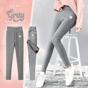 (💥Early Christmas 50% OFF) Thicked Slim Cashmere Warm Pants-Buy 2 Free Shipping