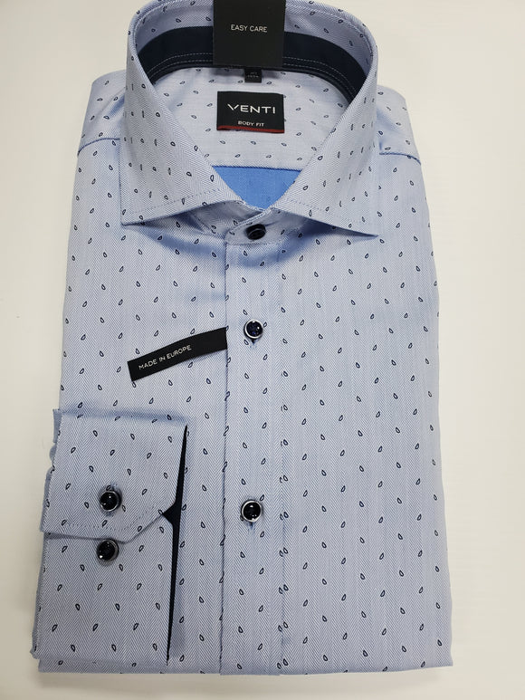 Venti Shirt  Slim fit Made in European 103500300