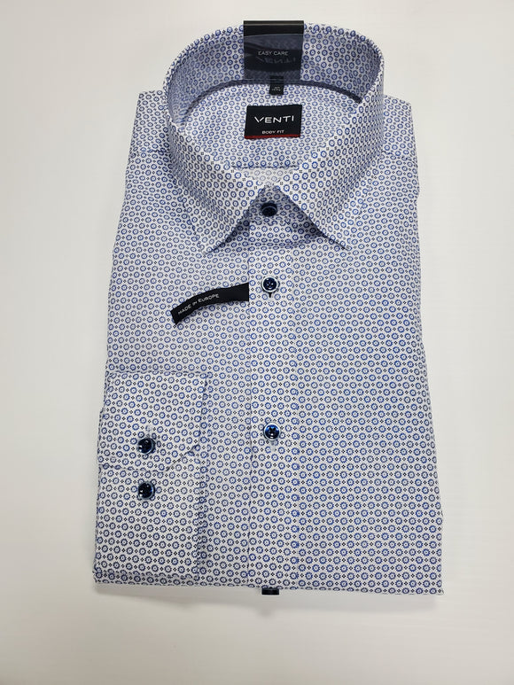Venti Shirt Slim Fit Made in European 103499800