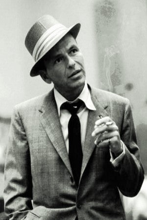 "In the past, Baron has made several of these hats personally ""Chairman"" himself. The ""fabric"" fedora was a Sinatra original."